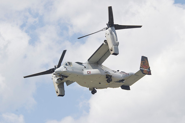 Boeing MV-22 Osprey_SECDEF Hagel_Israeil Def Min._130614