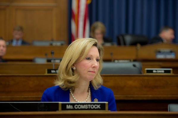 Congresswoman Comstock