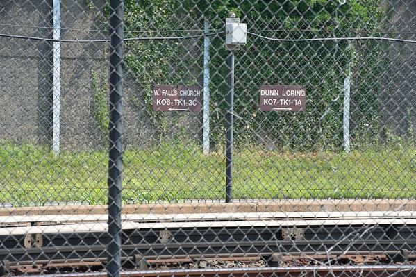 Metro tracks_Virginia Orange Line_150701